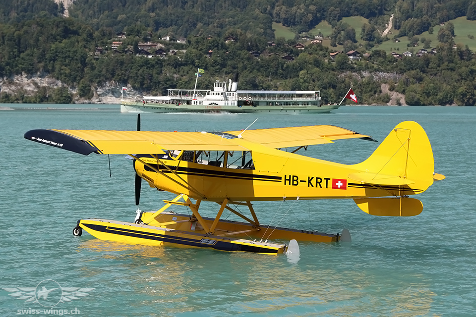 Seaplane Meeting Bönigen