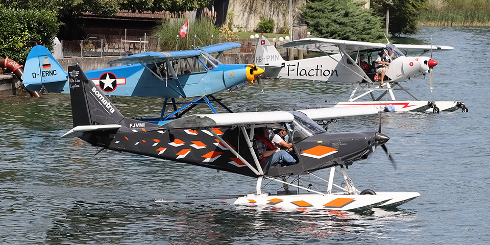 Seaplane Meeting Hergiswil